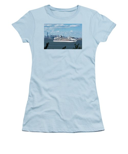 Celebrity Summit Women's T-Shirt (Junior Cut) by Kenneth Cole