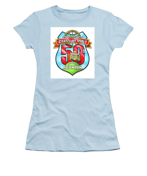 Class Of 67 Women's T-Shirt (Athletic Fit)