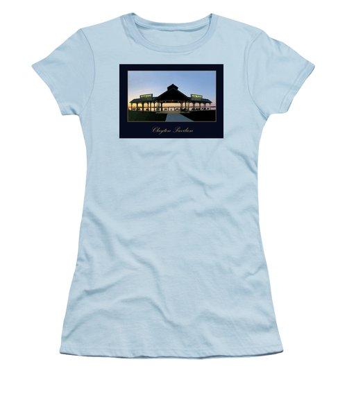 Clayton Pavilion Women's T-Shirt (Athletic Fit)