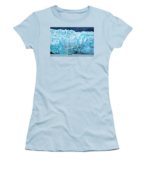 Closer Perspective Women's T-Shirt (Junior Cut) by Eric Tressler