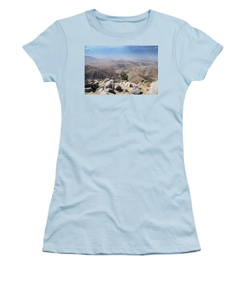 Coachella Valley Women's T-Shirt (Athletic Fit)