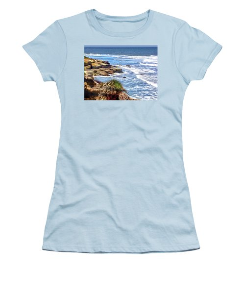 Coastal Dream Women's T-Shirt (Athletic Fit)