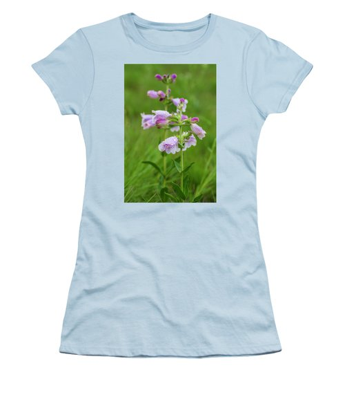 Cobea After Rain Women's T-Shirt (Athletic Fit)