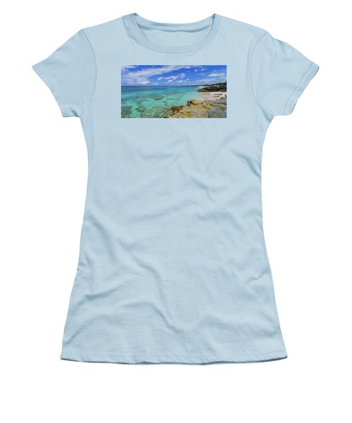 Color And Texture Women's T-Shirt (Junior Cut) by Chad Dutson