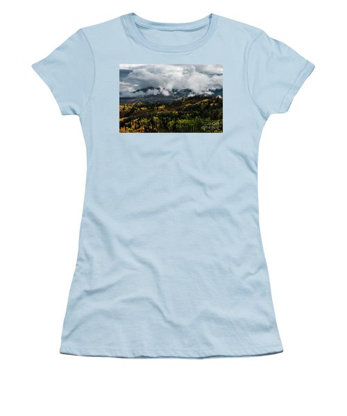 Colorado - 0239 Women's T-Shirt (Athletic Fit)
