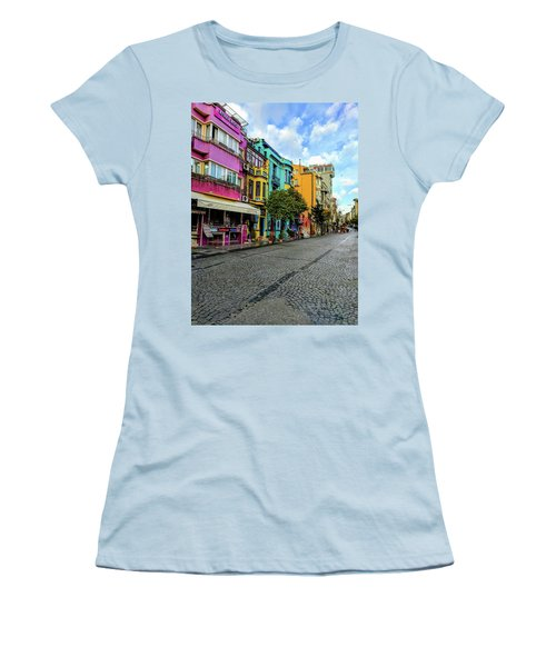 Colors Of Istanbul Women's T-Shirt (Athletic Fit)