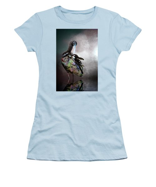 Colors Of The Wind Women's T-Shirt (Athletic Fit)