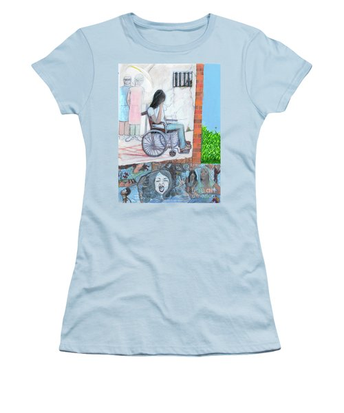 Complications Women's T-Shirt (Athletic Fit)