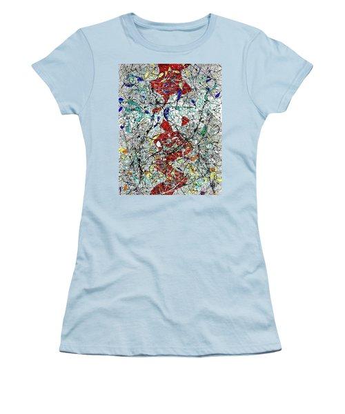 Composition #23 Women's T-Shirt (Athletic Fit)