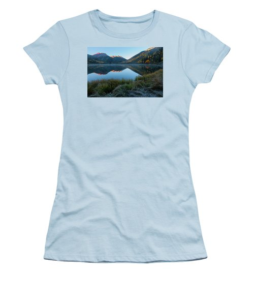 Crystal Lake - 0577 Women's T-Shirt (Athletic Fit)