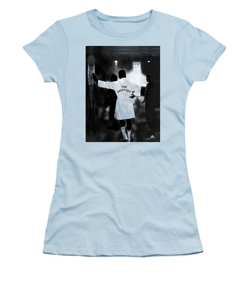 Curtain Call Women's T-Shirt (Athletic Fit)