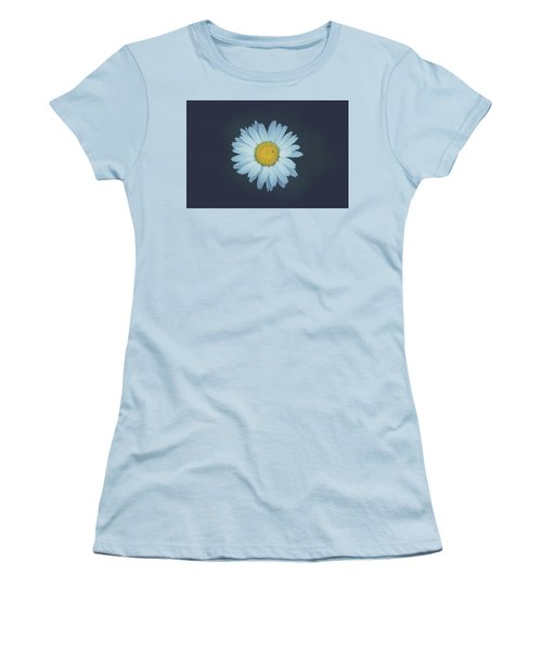 Women's T-Shirt (Junior Cut) featuring the photograph Daisy  by Shane Holsclaw