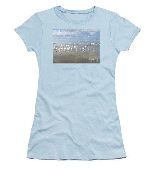 Daytona Beach 2 Women's T-Shirt (Athletic Fit)
