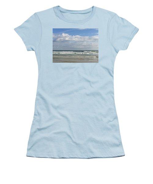 Daytona Beach 3 Women's T-Shirt (Athletic Fit)