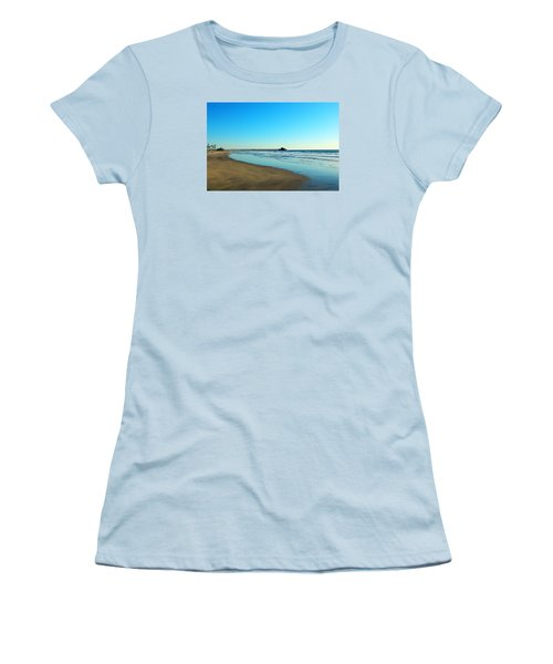 December Days Women's T-Shirt (Athletic Fit)