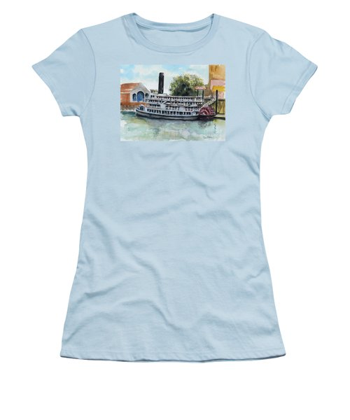 Delta King Women's T-Shirt (Junior Cut) by William Reed
