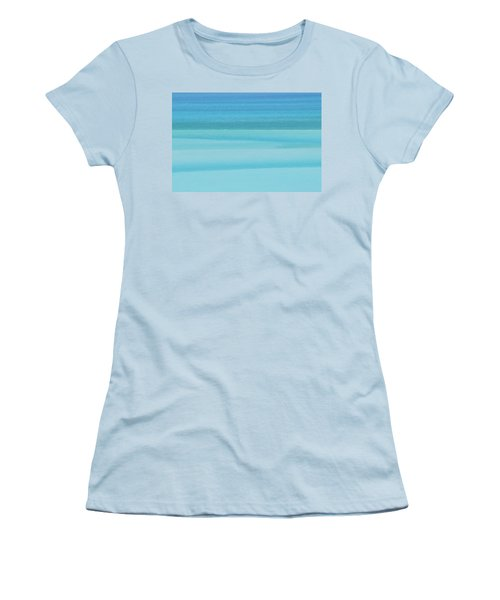 Depth Perception Women's T-Shirt (Junior Cut) by Az Jackson