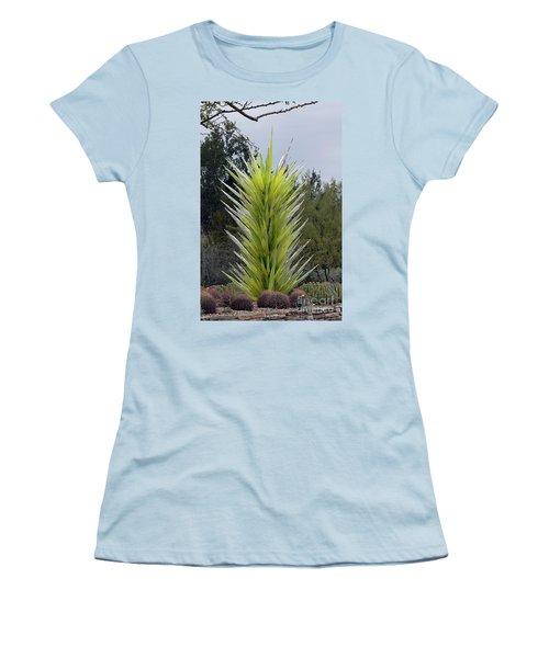 Desert Tower 2008 #2 Women's T-Shirt (Junior Cut) by Anne Rodkin