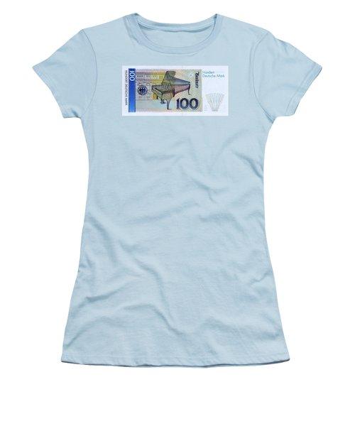 Deutsche Mark Women's T-Shirt (Athletic Fit)