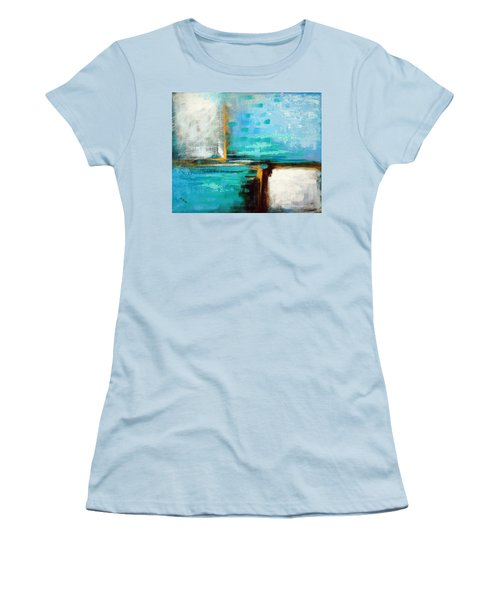 Divided Loyalties Women's T-Shirt (Junior Cut) by Suzanne McKee