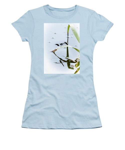Dragon Fly Women's T-Shirt (Athletic Fit)