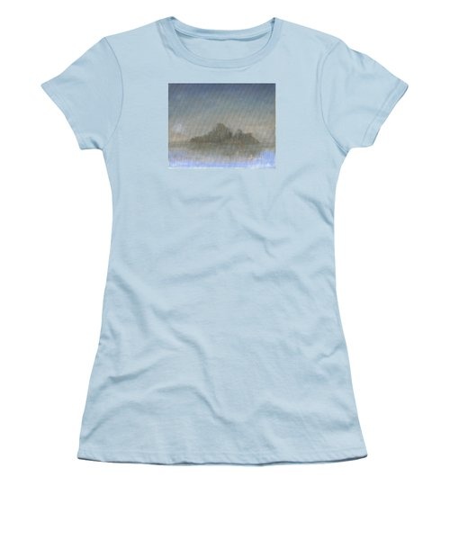 Dream Island Vl Women's T-Shirt (Athletic Fit)