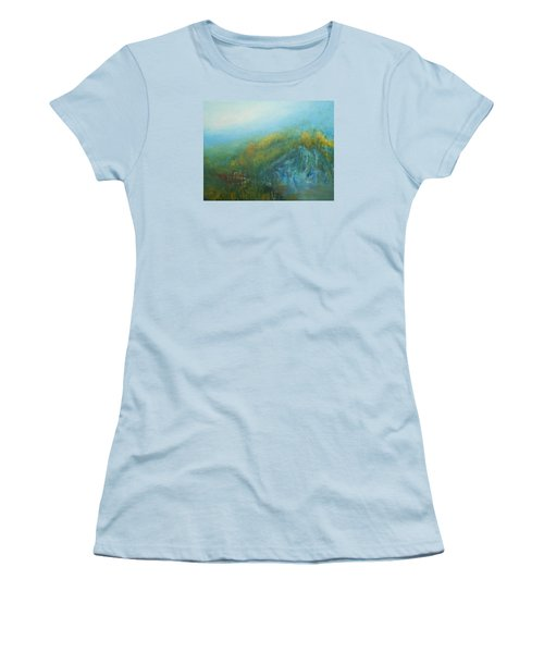 Dreaming Dreams Women's T-Shirt (Junior Cut) by Jane See