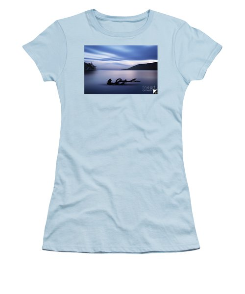 Driftwood Women's T-Shirt (Junior Cut) by Jim  Hatch