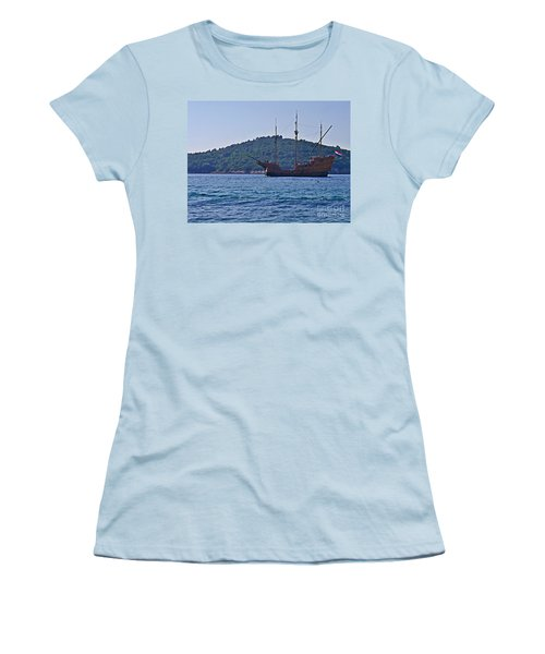 Dubrovniks Game Of Thrones  Women's T-Shirt (Athletic Fit)