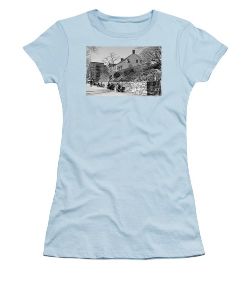 Dyckman Farmhouse  Women's T-Shirt (Junior Cut)