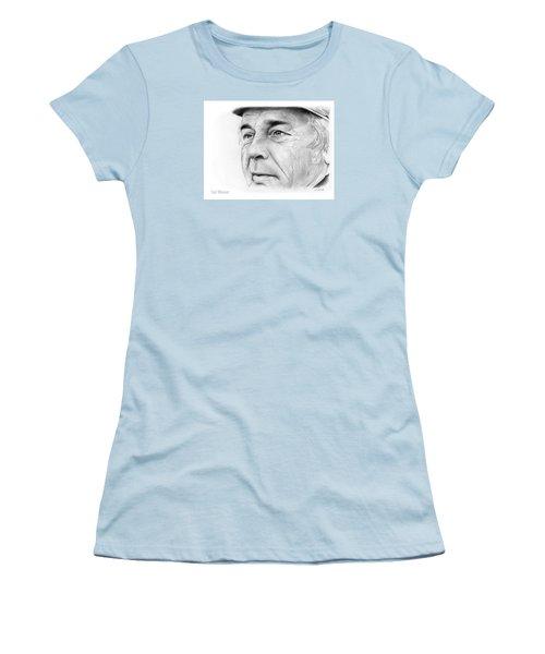 Earl Weaver Women's T-Shirt (Junior Cut) by Greg Joens