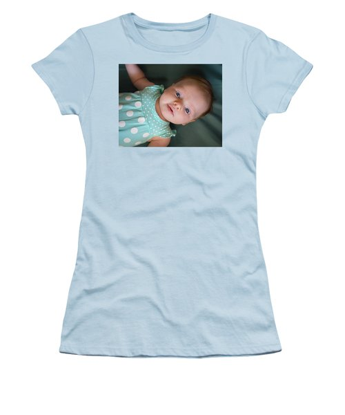 Women's T-Shirt (Junior Cut) featuring the photograph Early Adoration by Bill Pevlor