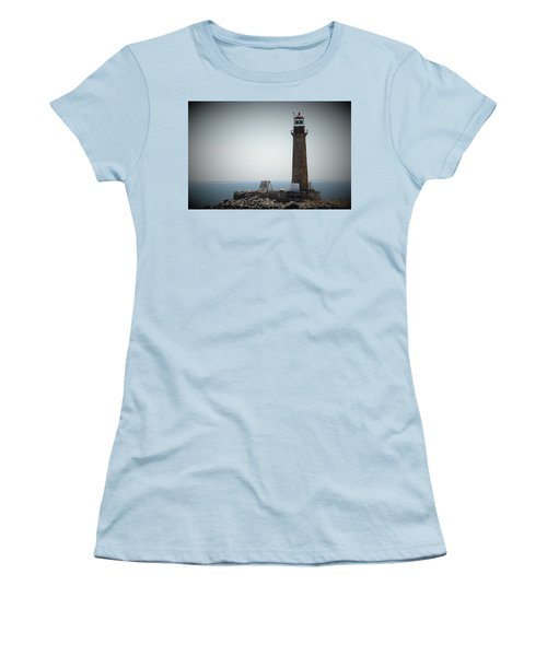 East Coast Lighthouse Women's T-Shirt (Athletic Fit)