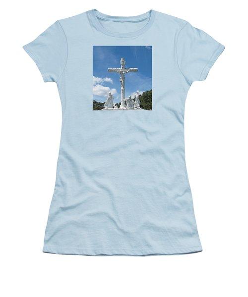Easter One Women's T-Shirt (Junior Cut) by Barbara McDevitt