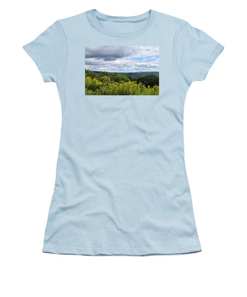 Eastern Summit 2 Women's T-Shirt (Athletic Fit)