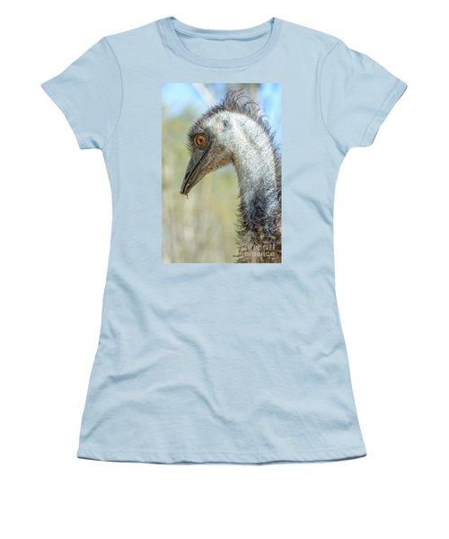 Emu 3 Women's T-Shirt (Athletic Fit)