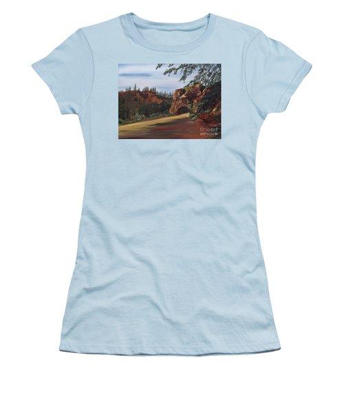 Escalante Women's T-Shirt (Athletic Fit)
