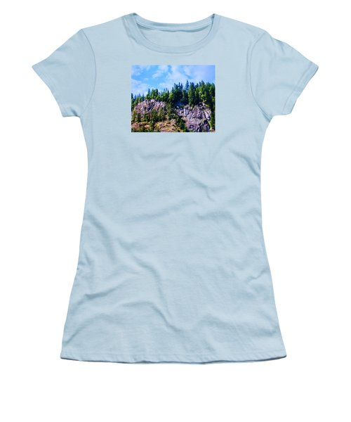 Escarpment 2 Women's T-Shirt (Athletic Fit)
