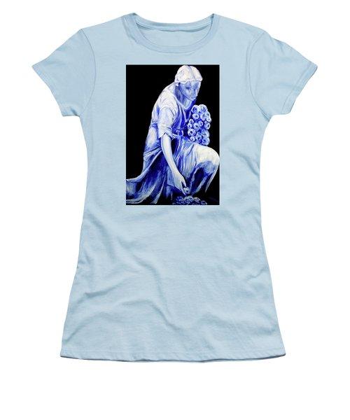 Eternal Peace Women's T-Shirt (Athletic Fit)
