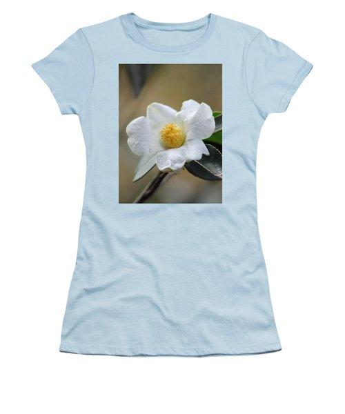 Exposed Women's T-Shirt (Junior Cut) by Deborah  Crew-Johnson
