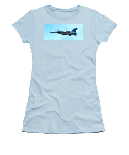 F16 Women's T-Shirt (Athletic Fit)