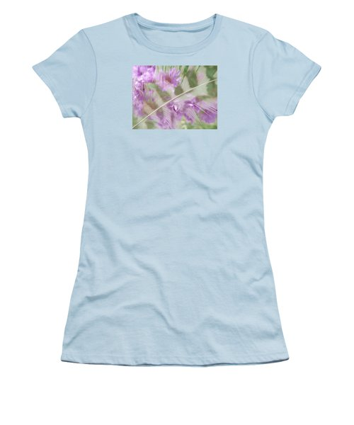 Fall Feather Women's T-Shirt (Athletic Fit)