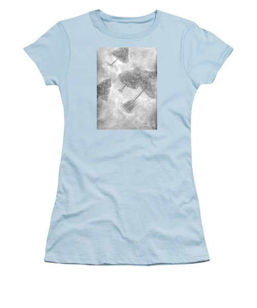 Fantasy Trees Women's T-Shirt (Athletic Fit)