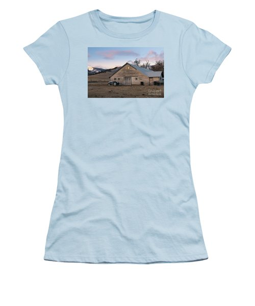 Farm Reflections Women's T-Shirt (Athletic Fit)