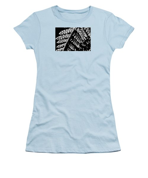 Fern Women's T-Shirt (Junior Cut) by Kevin Cable