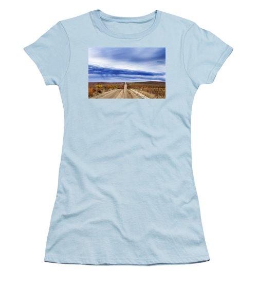 Flint Hills Rollers Women's T-Shirt (Athletic Fit)