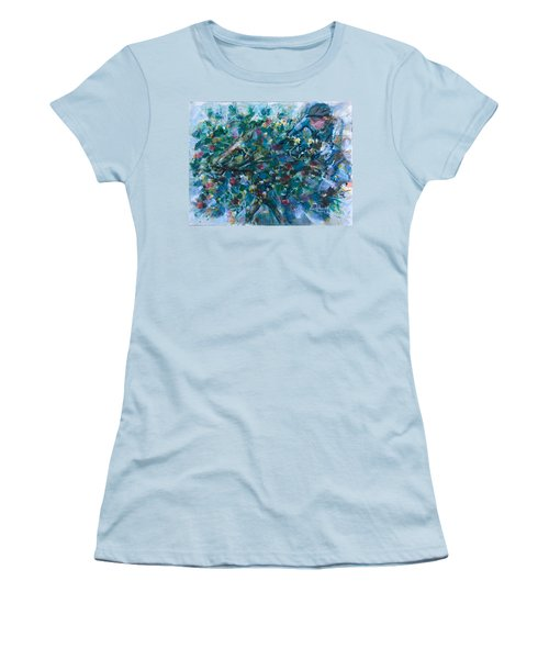 Flow Away Women's T-Shirt (Athletic Fit)