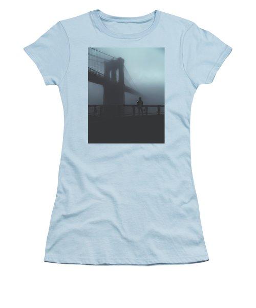 Fog Life  Women's T-Shirt (Junior Cut) by Anthony Fields