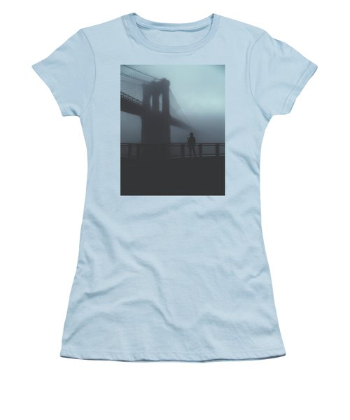 Fog Life  Women's T-Shirt (Athletic Fit)