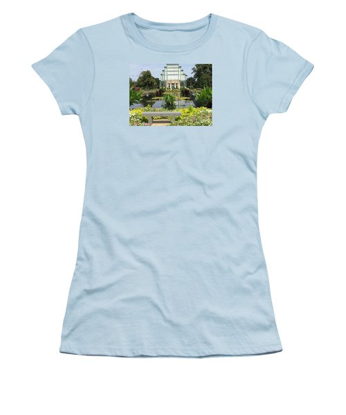 Forest Park Jewel Box Women's T-Shirt (Athletic Fit)